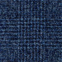 Blue 95% Wool 5% Cashmere Custom Suit Fabric