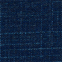 Blue 97% Wool 3% Silk Custom Suit Fabric