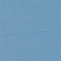 Light Blue 95% Cotton 5% Cashmere Custom Suit Fabric