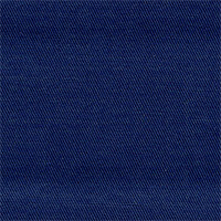 Blue 95% Cotton 5% Cashmere Custom Suit Fabric