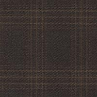 Chocolate 100% Super 130'S Worsted Custom Suit Fabric