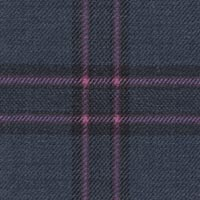 Slate Blue 100% Wool Worsted Custom Suit Fabric