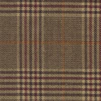 Tan 95% S130s Worsted 5% Cashmere Custom Suit Fabric
