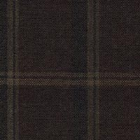 Brown&Tan 95% S130s Worsted 5% Cashmere Custom Suit Fabric