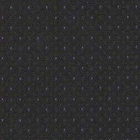 Black 100% Super 180'S Worsted Custom Suit Fabric
