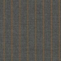 Light Gray 100% Super 180'S Worsted Custom Suit Fabric