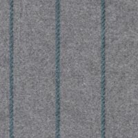 Slate Blue 100% Super 180'S Woollen Spun Custom Suit Fabric