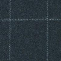 Navy 100% Super 180'S Woollen Spun Custom Suit Fabric