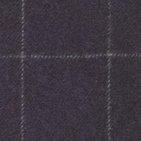 Aubergine 100% Super 180'S Woollen Spun Custom Suit Fabric
