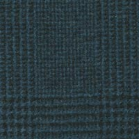 Indigo 100% Super 180'S Woollen Spun Custom Suit Fabric