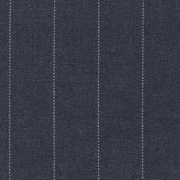 Blue 70% S100s Wool 30% Teclana Custom Suit Fabric