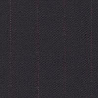 Navy 70% S100s Wool 30% Teclana Custom Suit Fabric