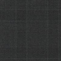 Charcoal 70% S100s Wool 30% Teclana Custom Suit Fabric