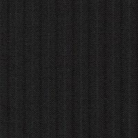 Black 70% S100s Wool 30% Teclana Custom Suit Fabric