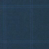 Royal Blue 100% Super 130'S Worsted Custom Suit Fabric