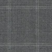 Silver 100% Super 130'S Worsted Custom Suit Fabric