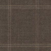 Brown 100% Super 130'S Worsted Custom Suit Fabric