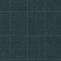 Navy&Tan 100% Super 130'S Worsted Custom Suit Fabric