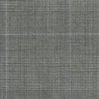 Black&White 100% Super 130'S Worsted Custom Suit Fabric