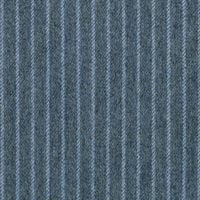 Gray&Blue 98% S160sworsted1% Cash1%Smink Custom Suit Fabric