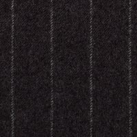 Charcoal 100% Super 120S Worsted Custom Suit Fabric