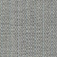 Silver Gray 100% Super 180S Worsted Custom Suit Fabric