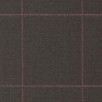 Cocoa 60%Scot Merino 35%Merino5%Cash Custom Suit Fabric