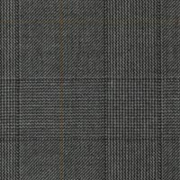 Gray 60%Scot Merino 35%Merino5%Cash Custom Suit Fabric