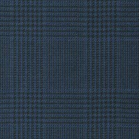 Royal Blue 60%Scot Merino 35%Merino5%Cash Custom Suit Fabric