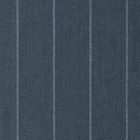 Slate Blue 60%Scot Merino 35%Merino5%Cash Custom Suit Fabric