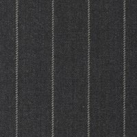Charcoal 60%Scot Merino 35%Merino5%Cash Custom Suit Fabric