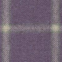 Lilac 100% Super 180'S Woolen Spun Custom Suit Fabric