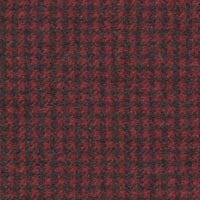 Red 100% Super 180'S Woolen Spun Custom Suit Fabric