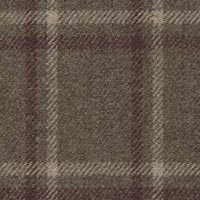 Gray&Brown 100% Wool Worsted Custom Suit Fabric