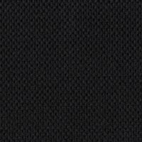 Black 100% Super 100'S Worsted Custom Suit Fabric