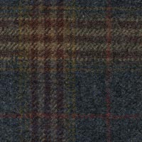 Blue&Brown 90% S110s Wool 10% Cashmere Custom Suit Fabric