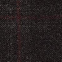 Charcoal 90% S110s Wool 10% Cashmere Custom Suit Fabric