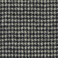 Black&White 90% S110s Wool 10% Cashmere Custom Suit Fabric
