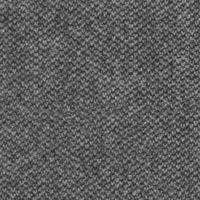 Gray 90% S110s Wool 10% Cashmere Custom Suit Fabric