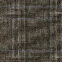 Oatmeal 95% S130s Worsted 5% Cashmere Custom Suit Fabric