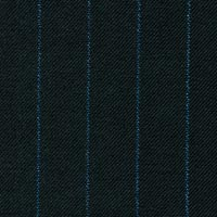 Midnight 100% Super 120'S Worsted Custom Suit Fabric