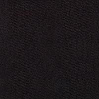 Black 100% Worsted Barathea Custom Suit Fabric