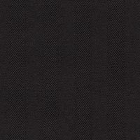 Black 95% S160s Worsted 5% Cashmere Custom Suit Fabric