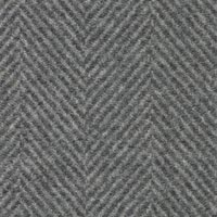 Silver Gray 90% Wool S Merino 10% Cashmere Custom Suit Fabric