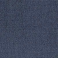 Dark Blue 75% Wool 25% Silk Custom Suit Fabric