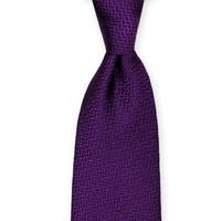 PURPLE WOVEN SOLID