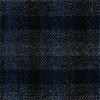 Black&Blue 100% Wool Custom Suit Fabric