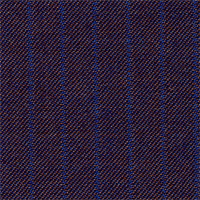 Aubergine 100% Wool Custom Suit Fabric