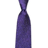 LAVENDER WOVEN SOLID