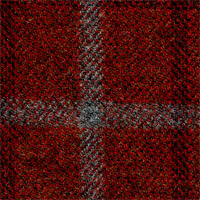 Brick Red 90% Wool 10% Cashmere Custom Suit Fabric